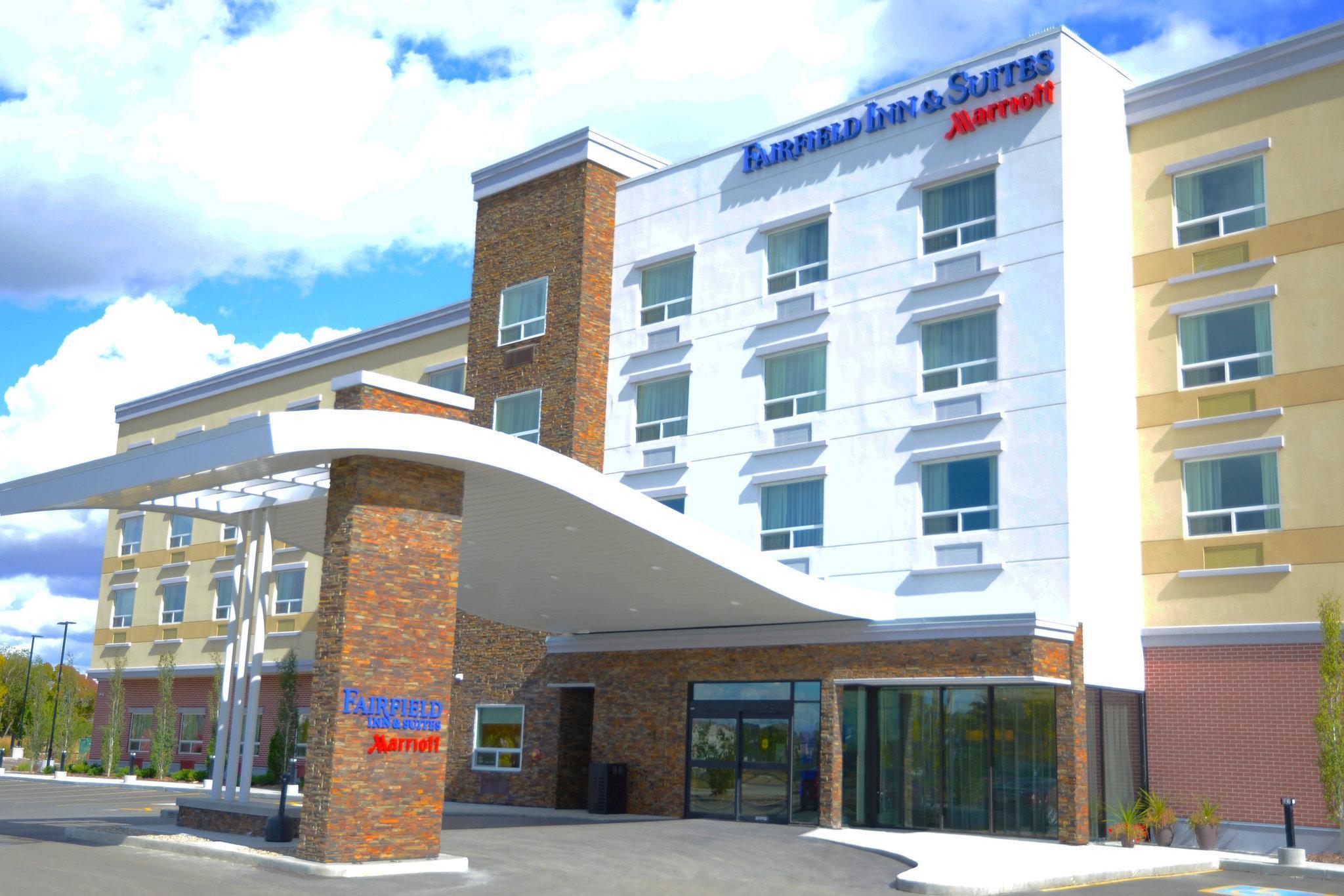 Fairfield Inn And Suites By Marriott Edmonton North