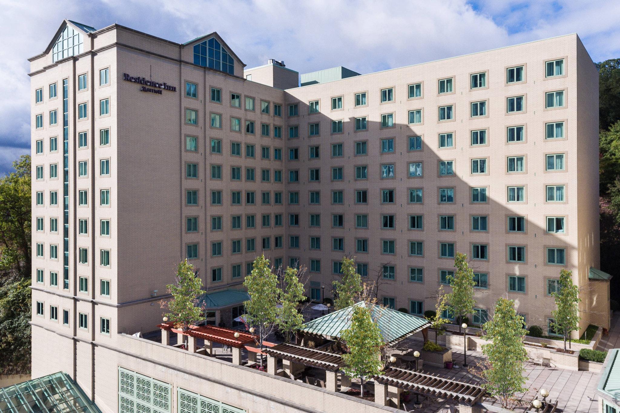 Residence Inn Pittsburgh University Medical Center