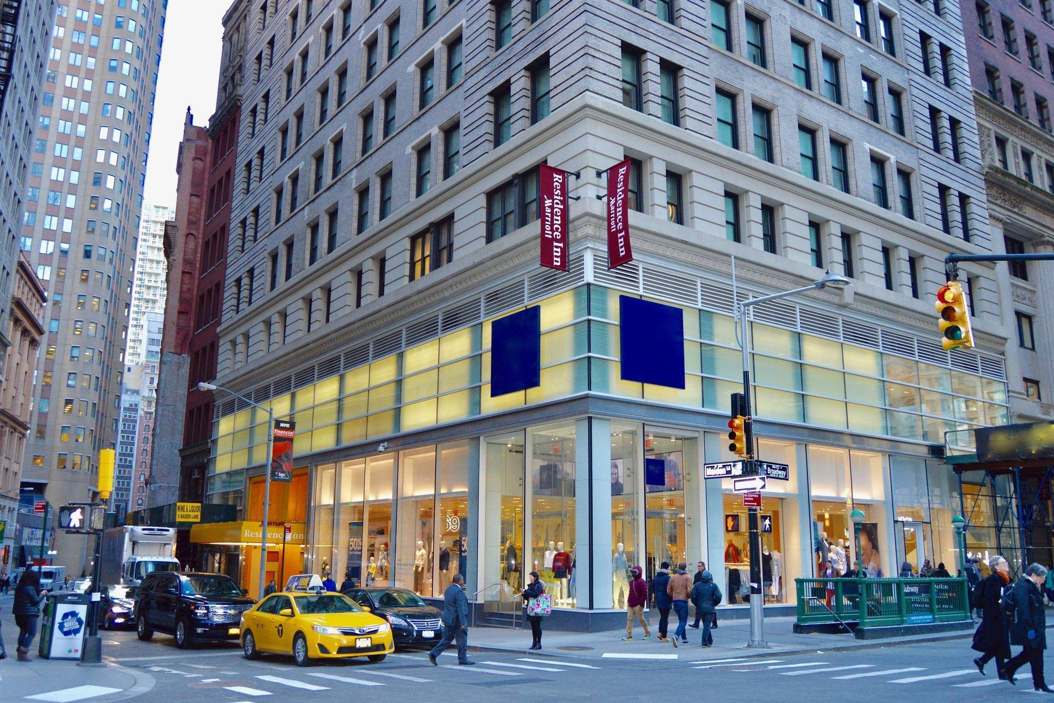 Residence Inn New York Downtown Manhattan World Trade Center Area
