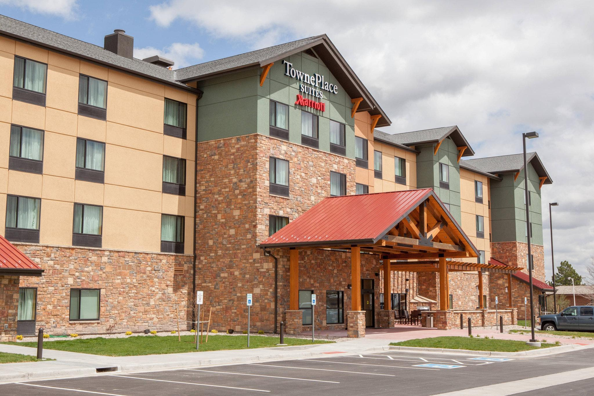 TownePlace Suites Cheyenne Southwest Downtown Area