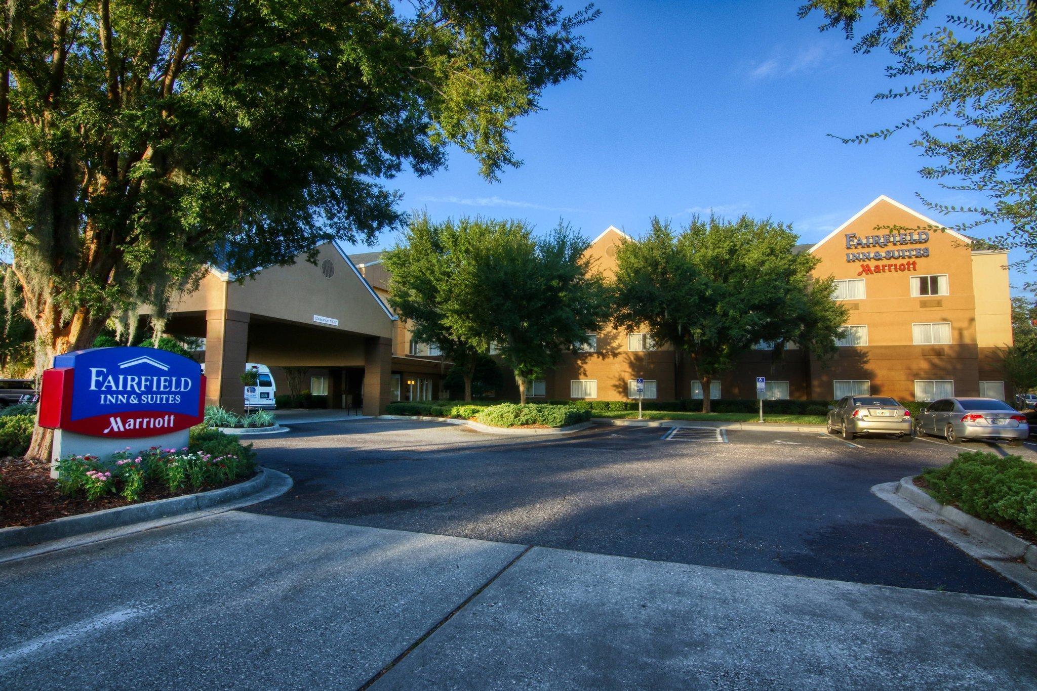 Fairfield Inn And Suites Jacksonville Airport
