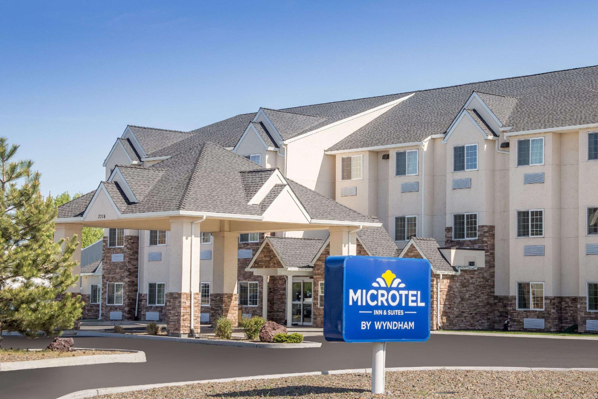 Microtel Inn And Suites By Wyndham Klamath Falls