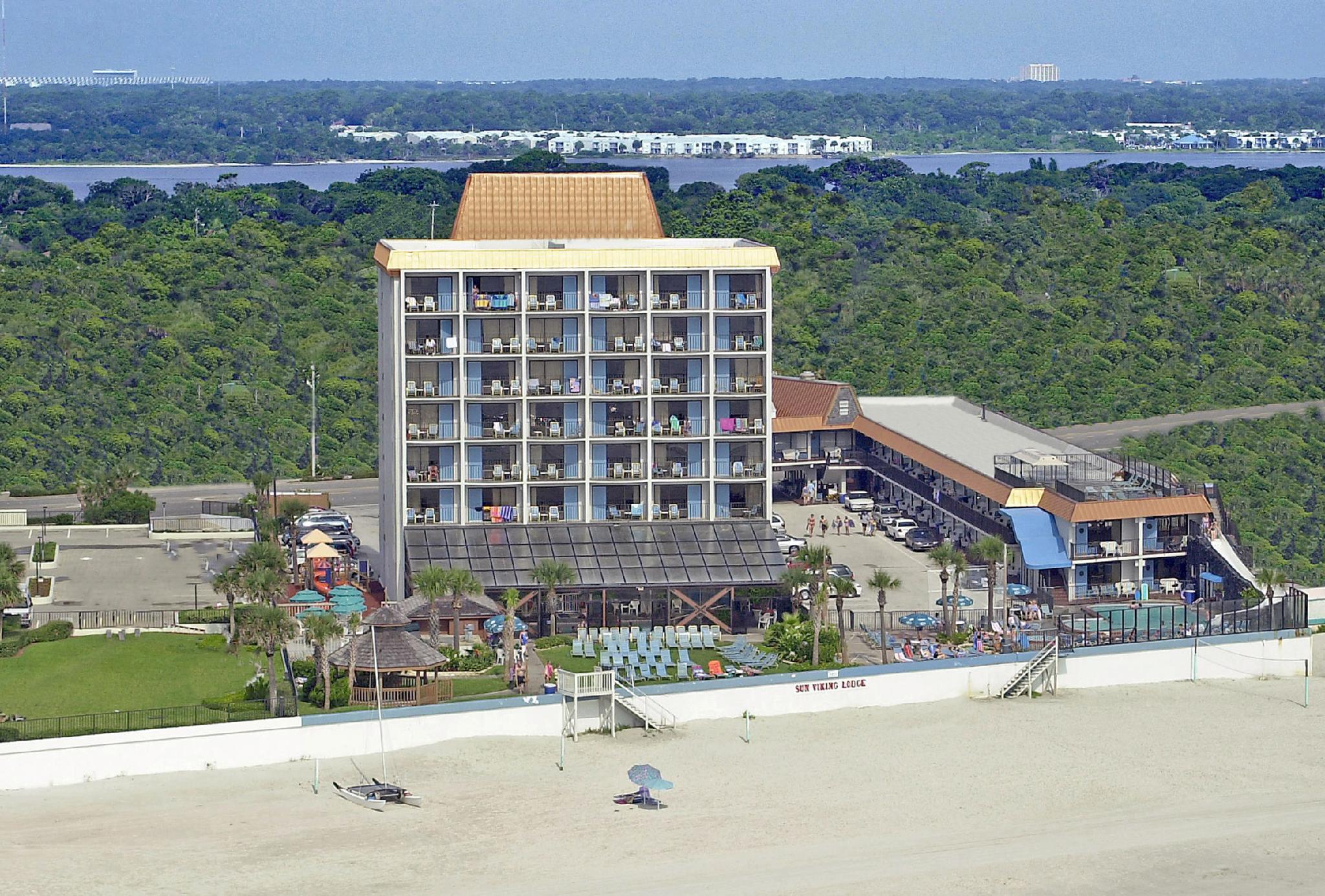 Sun Viking Lodge   Daytona Beach
