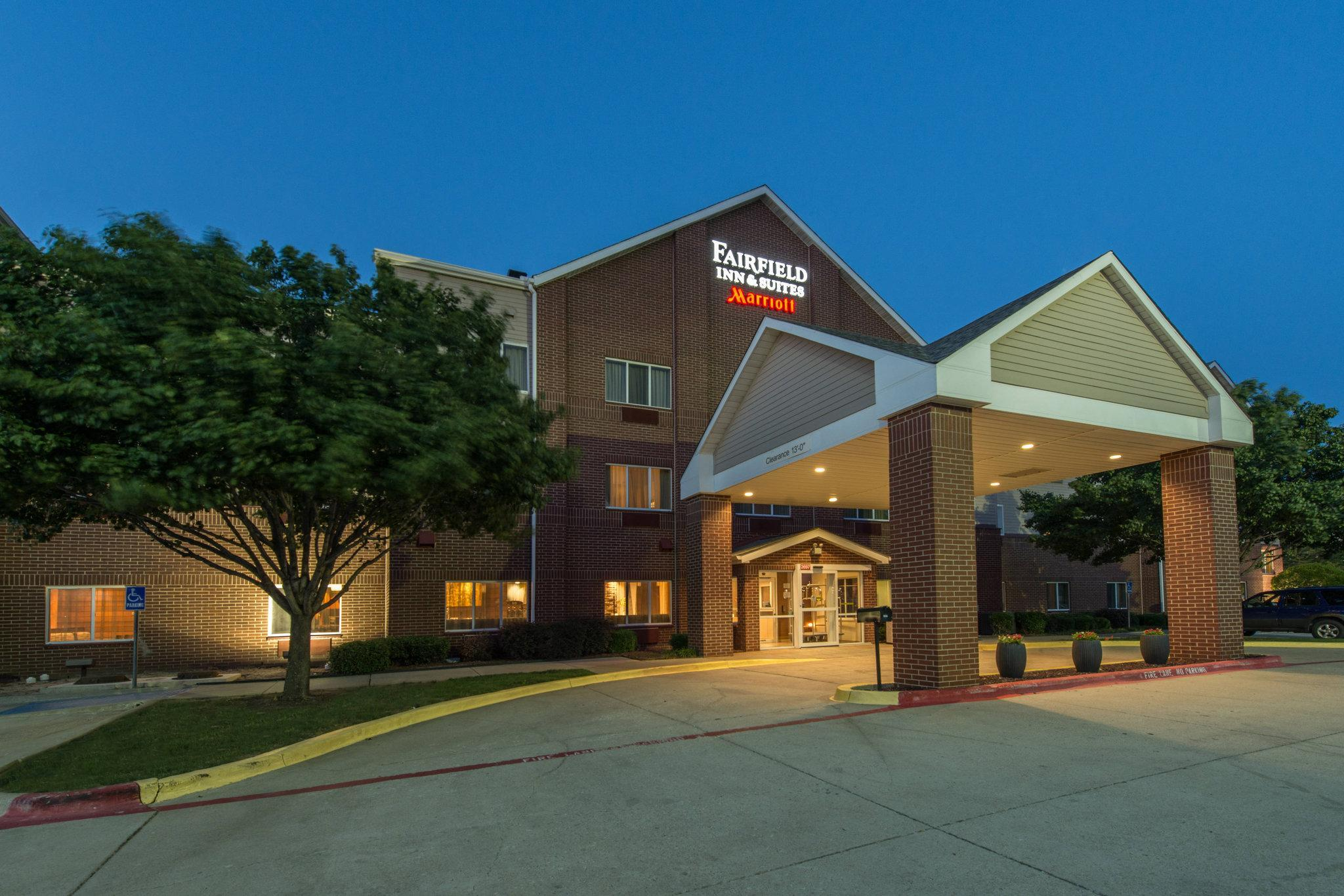 Fairfield Inn And Suites Dallas Lewisville