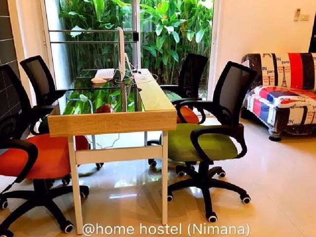 แอต โฮม โฮสเทล (นิมมาน) – @Home Hostel ( Nimman )