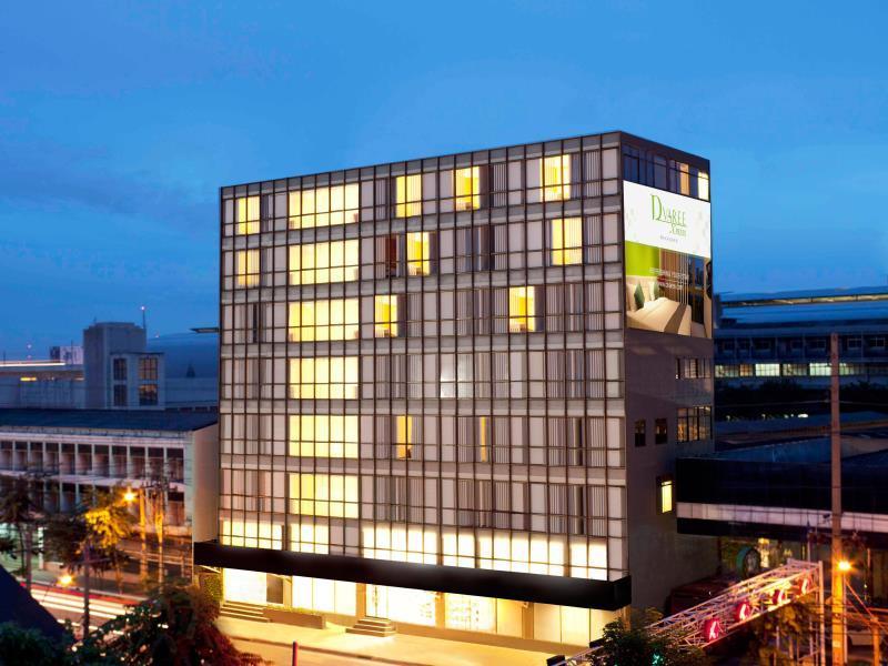 D Varee Xpress Hotel Makkasan Bangkok