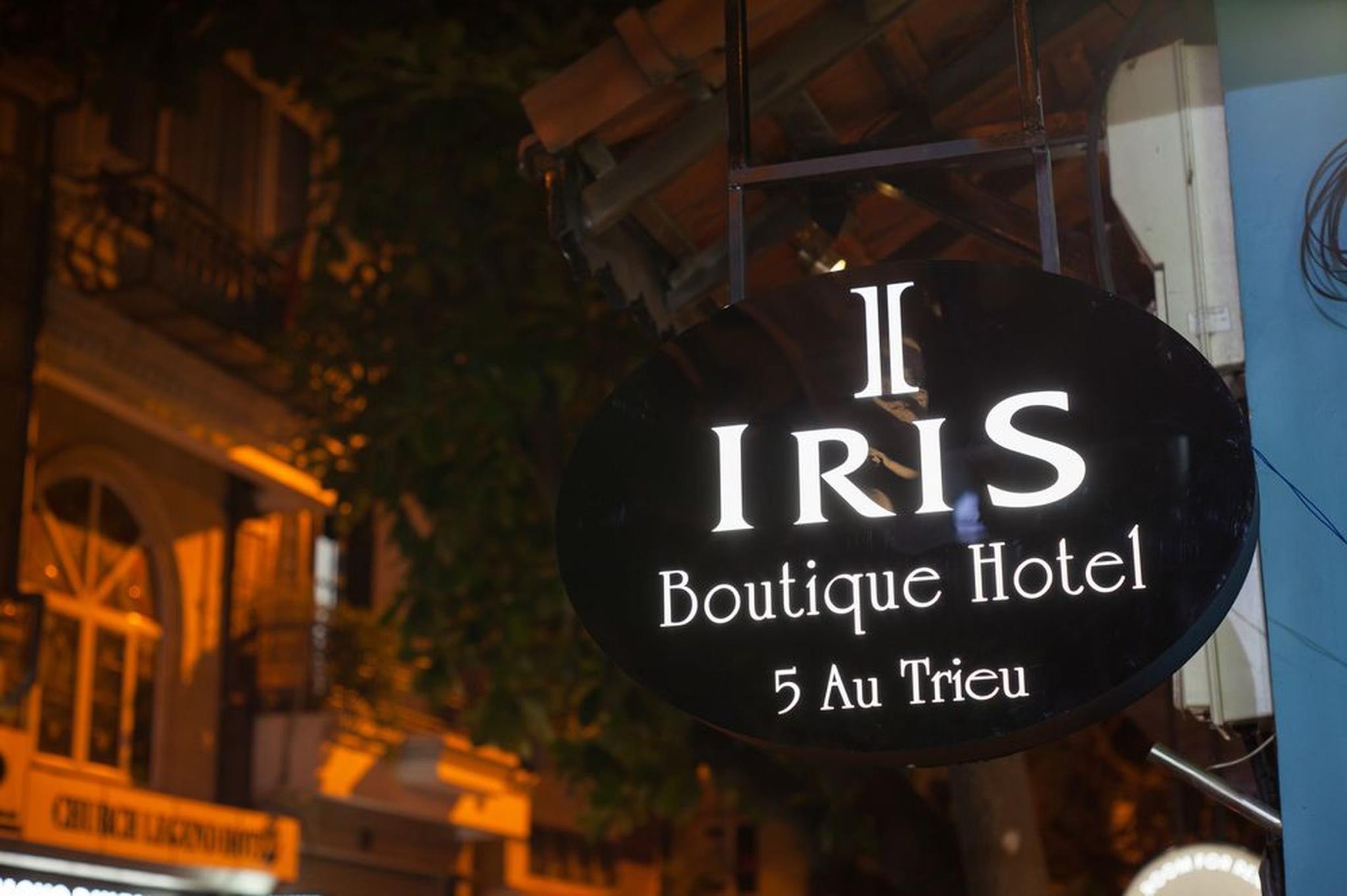 Hanoi Iris Boutique Hotel