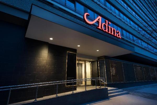 Adina Apartment Hotel Leipzig Leipzig