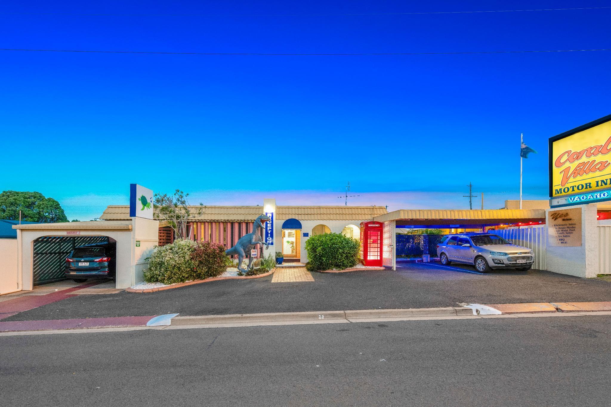 Coral Villa Motor Inn