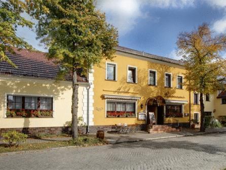 Hotel Restaurant Alter Krug Kallinchen