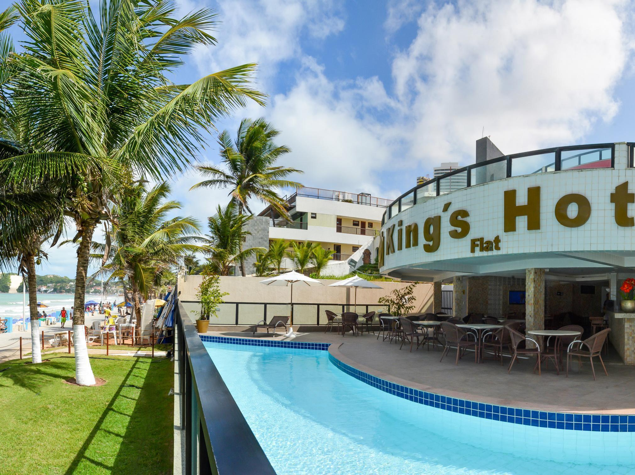 Kings Flat Hotel Ponta Negra Waterfront