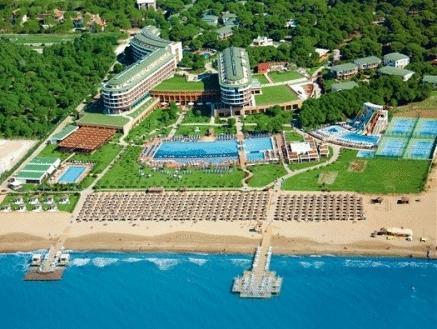 Voyage Belek Golf And Spa Hotel
