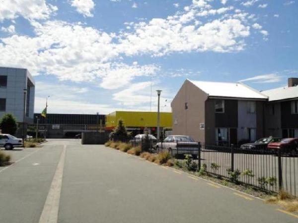 Mountfort Park Apartments Christchurch