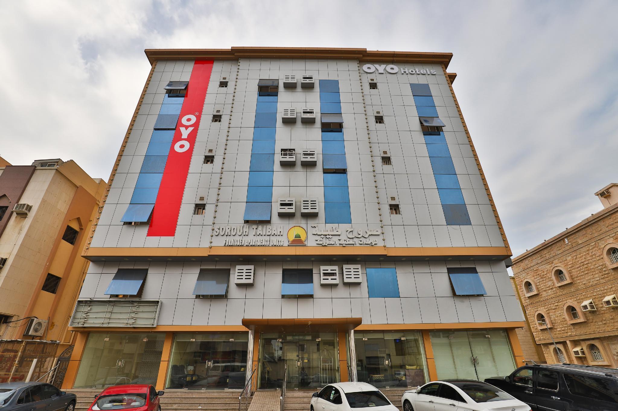 OYO 341 Sorooh Taibah Furnished Apartments