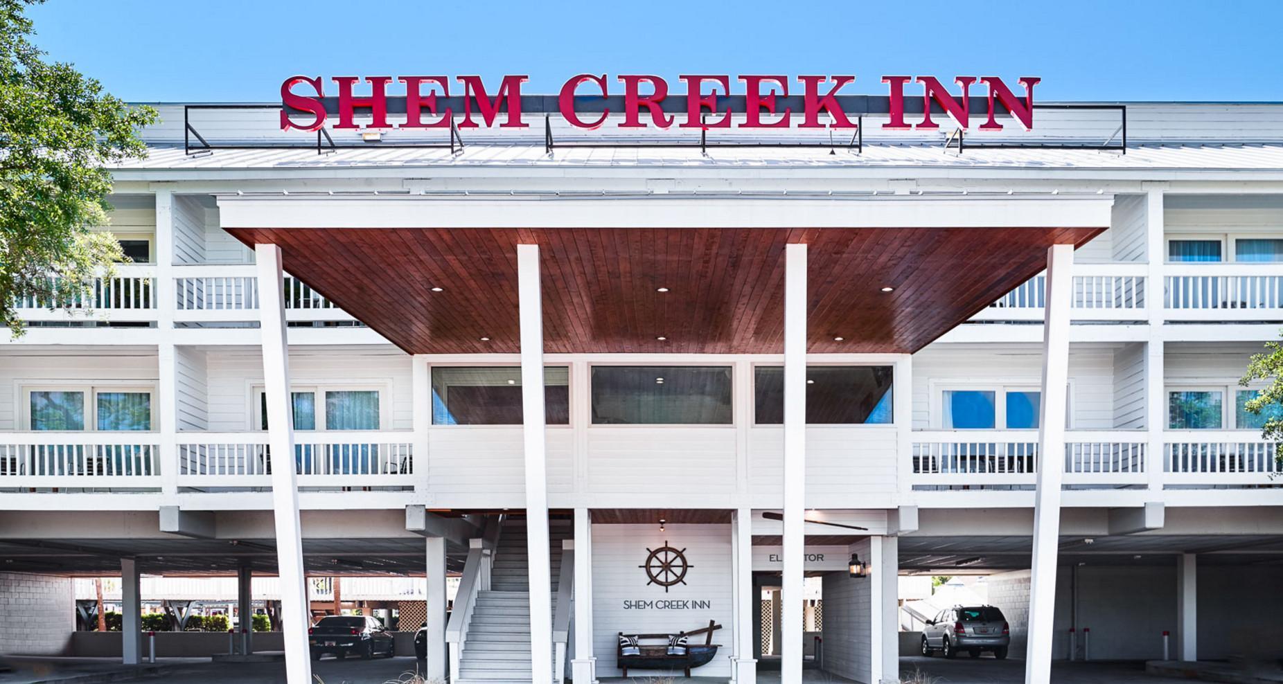 Shem Creek Inn