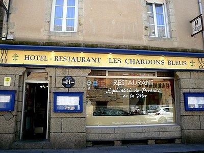 Logis Hotel Les Chardons Bleus