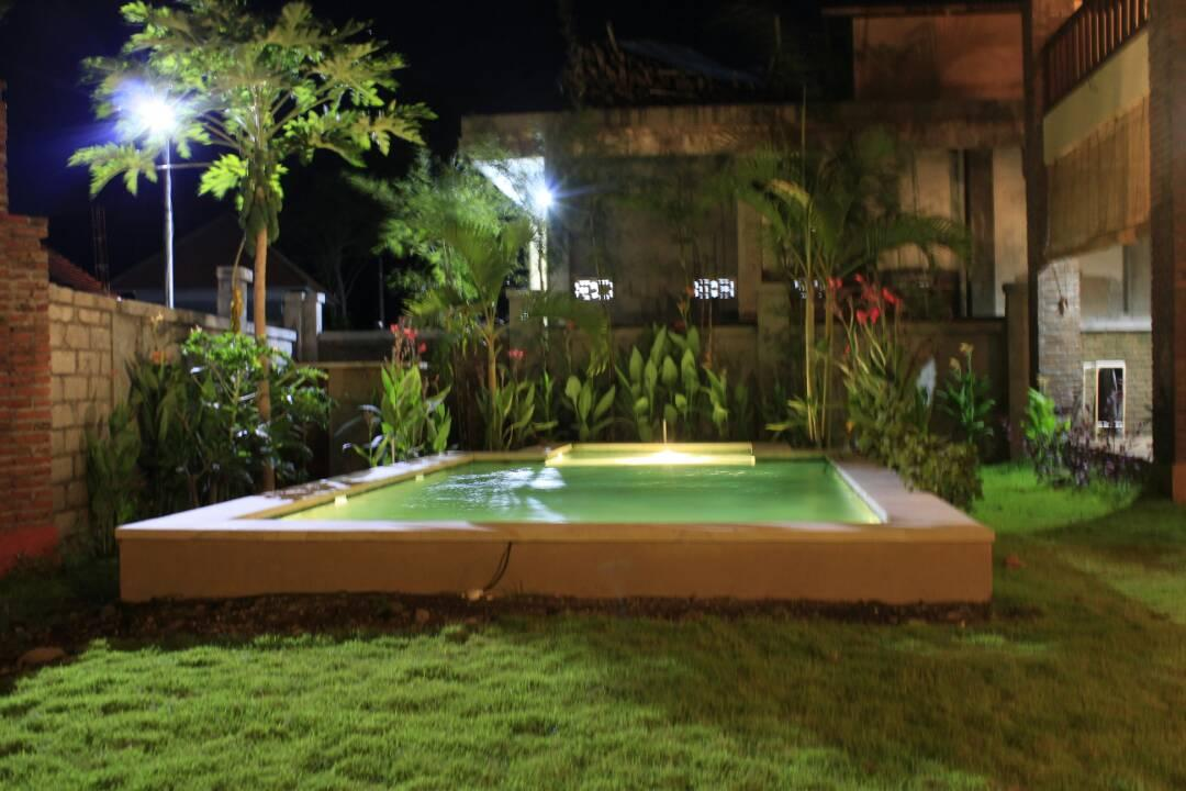 Hotels Reviews: 1BR Bali Blue Gecko Villas D – Picture, Prices and Deals