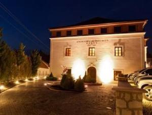 Andrassy Rezidencia Wine & Spa Hotel