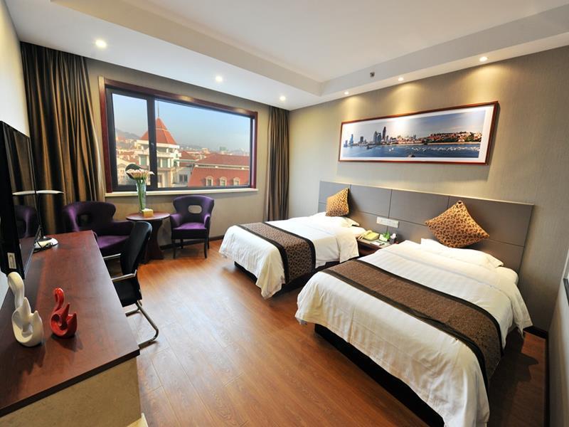Reviews Qingdao Huaneng Hotel