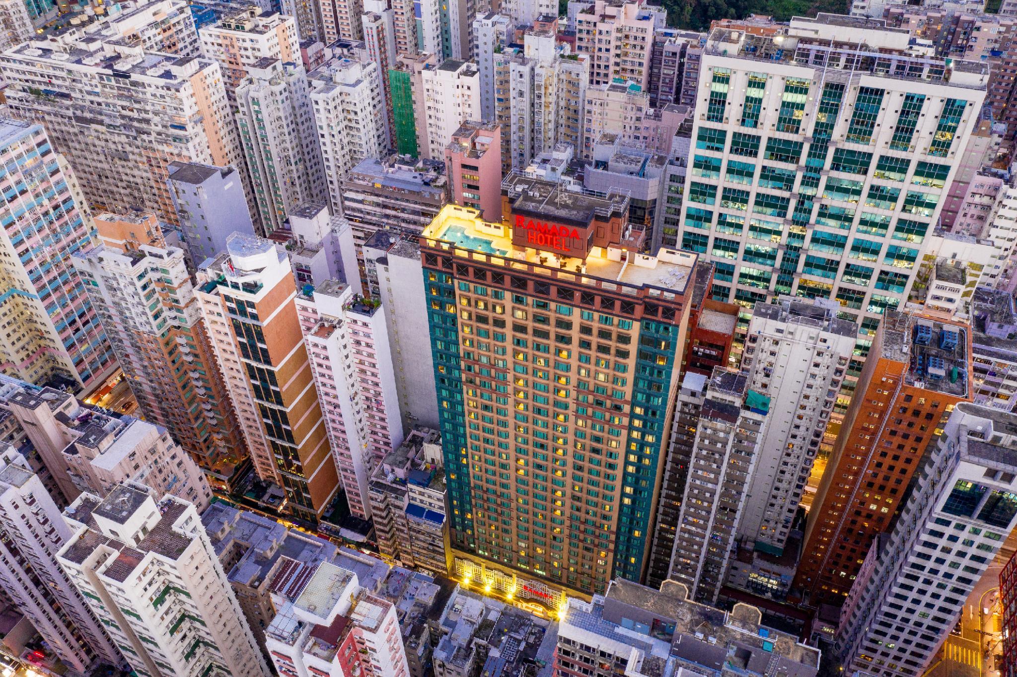 Ramada Hong Kong Grand View