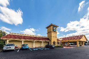 Quality Inn Clemson near University Anderson (SC) South Carolina United States