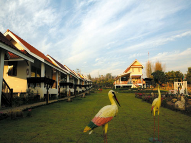 บ้านพาสุข ปาย – Baan Pasuk Hotel Pai