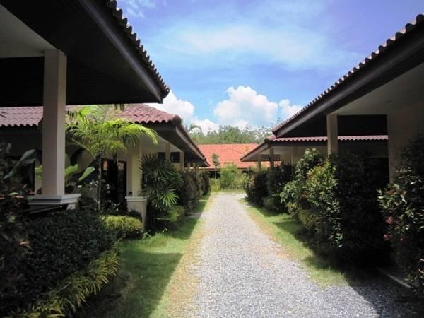 aonang bamboo bungalows