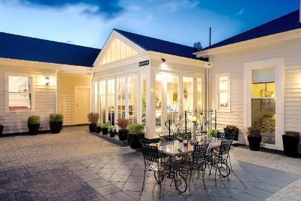 Kurrajong House Bed & Breakfast Launceston