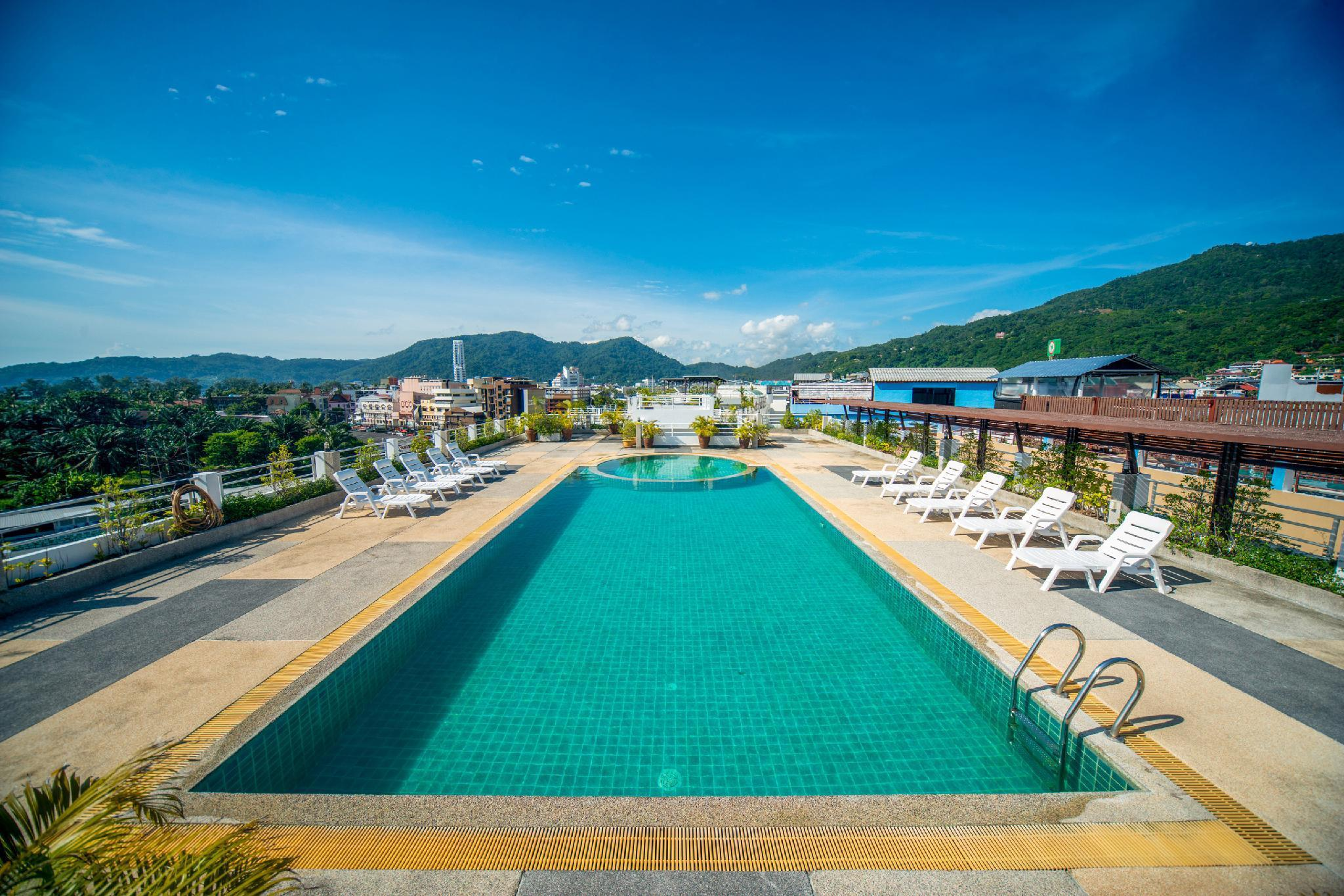 OYO 235 I Dee Hotel Patong โอโย 235 ไอ ดี โฮเต็ล ป่าตอง