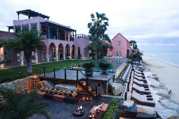 Villa Maroc Resort Pranburi Hua Hin