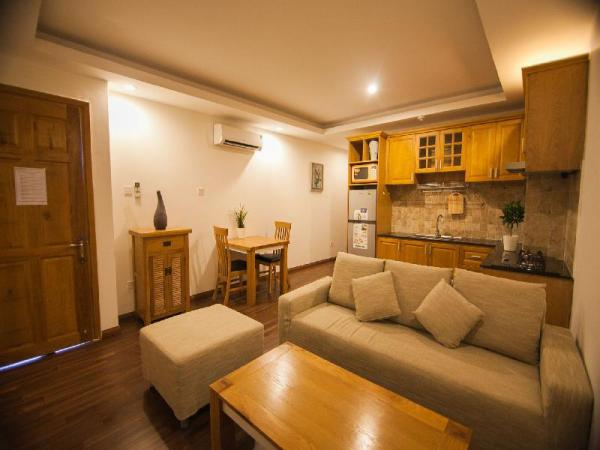 Merin City Suites Deluxe Apartment 2 Ho Chi Minh City