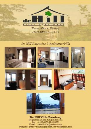 2 Bedroom De Hill Villa Apartment No 8 Bandung