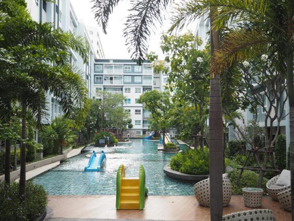 The Trust Condo Huahin 2 bedrooms by Chatuporn Hua Hin