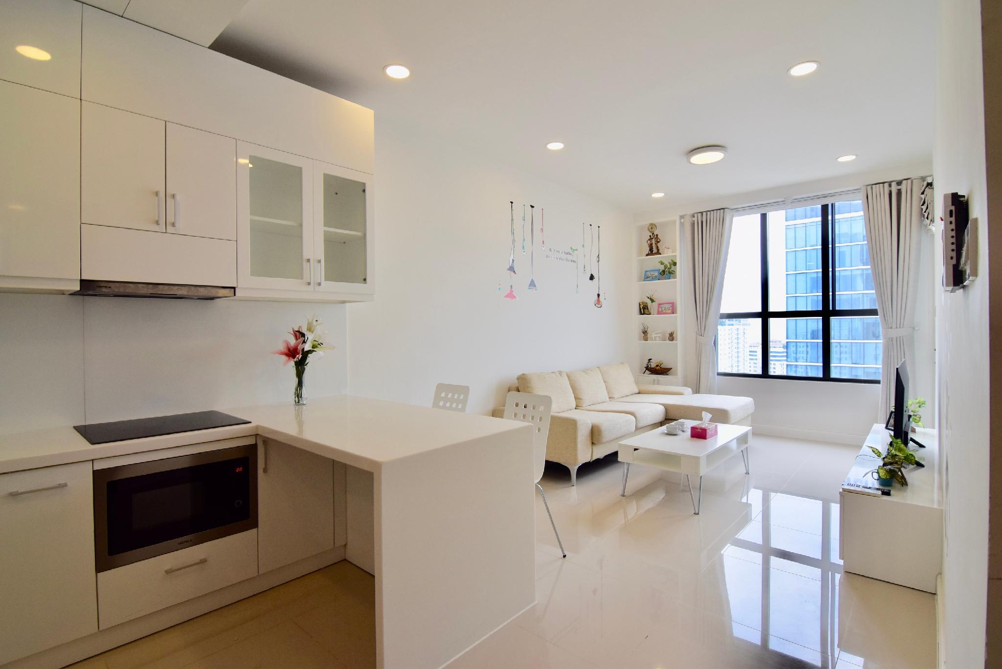 CBD 1 BR Apartment ICON56 *FREE Rooftop Pool And Gym