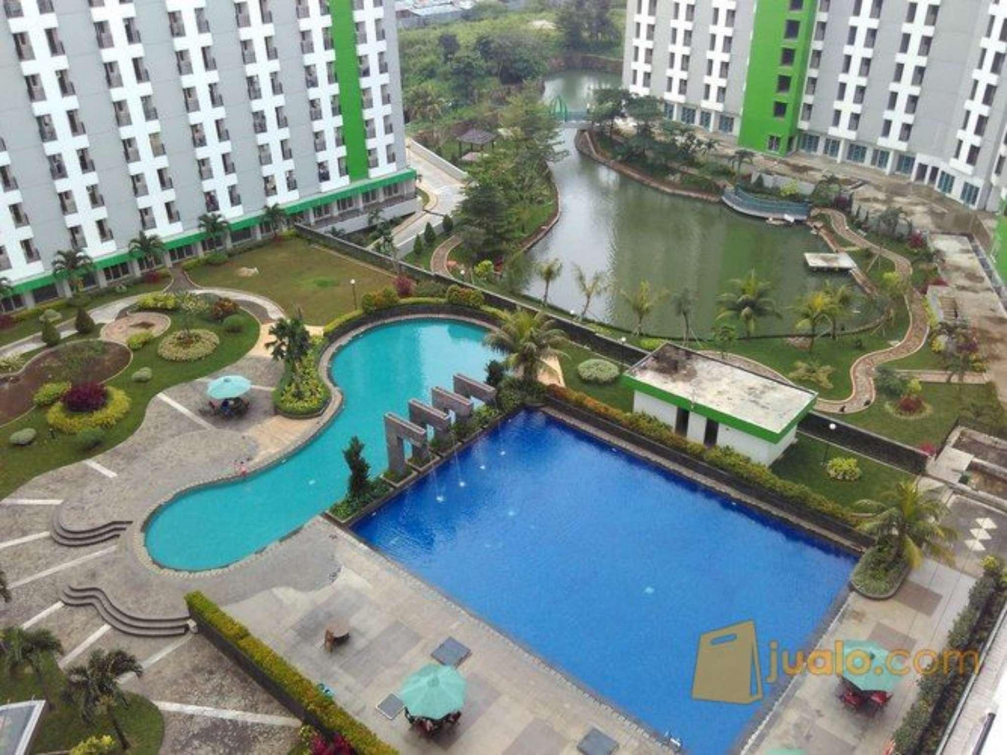 Studio Apartemen Green Lake View By HH 5