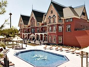 PortAventura Lucy's Mansion   Includes PortAventura Park Tickets