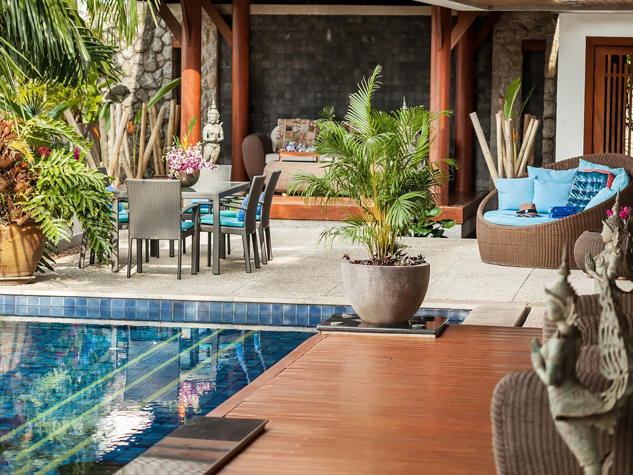 Villa Shambala Phuket - an elite haven วิลลา ชัมบาลา ภูเก็ต - แอน เอลิต เฮเวน