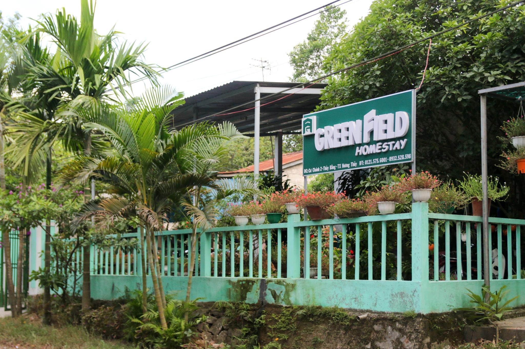 Green Field Homestay
