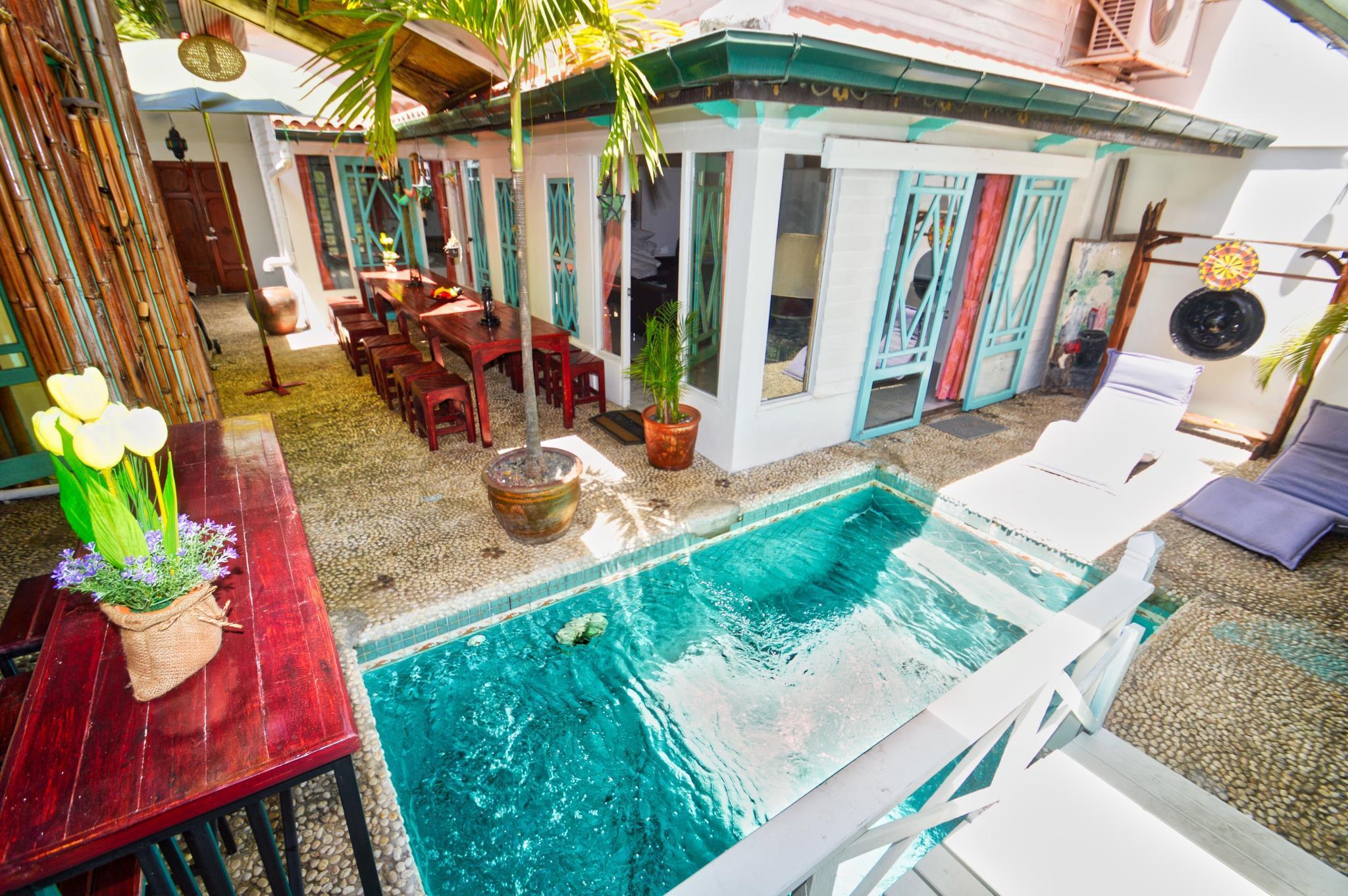 Romatic Private Pool Villa