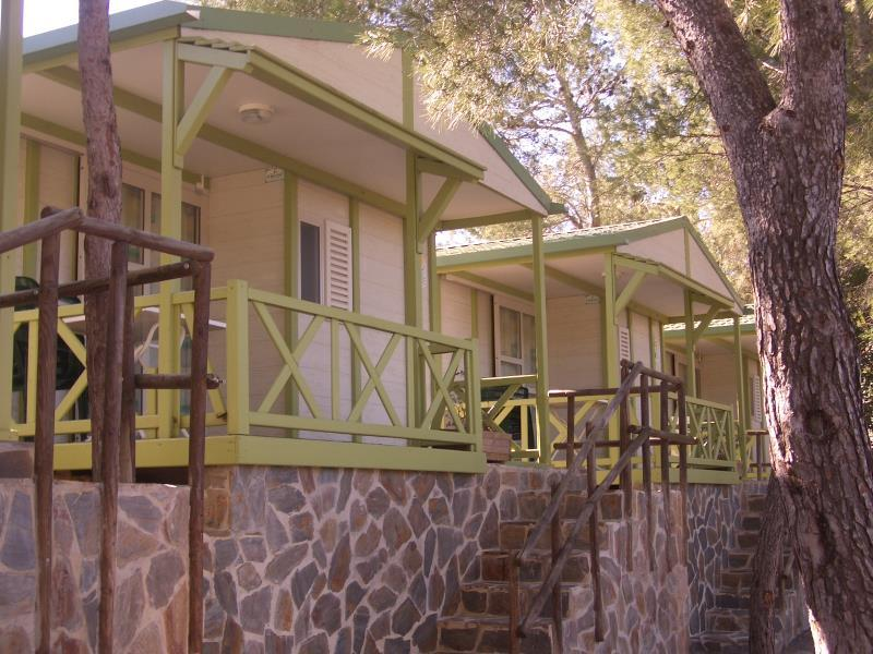 Camping Bungalows Altomira
