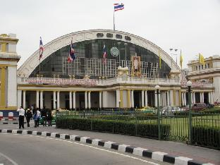 アット ワン イン フワランポーン ホテル At One Inn Hualamphong Hotel
