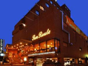 โรงแรมซันรูท มัตสึยามะ (Hotel Sunroute Matsuyama)