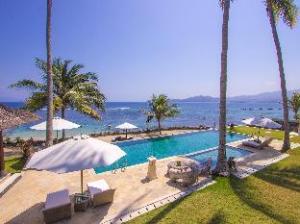 關於西塔卡拉薩里濱海飯店 (Beachfront Citakara Sari Villas)