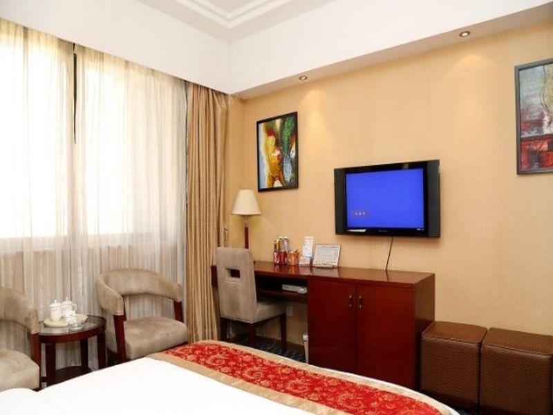 Review Shenzhen Xinghua Hotel