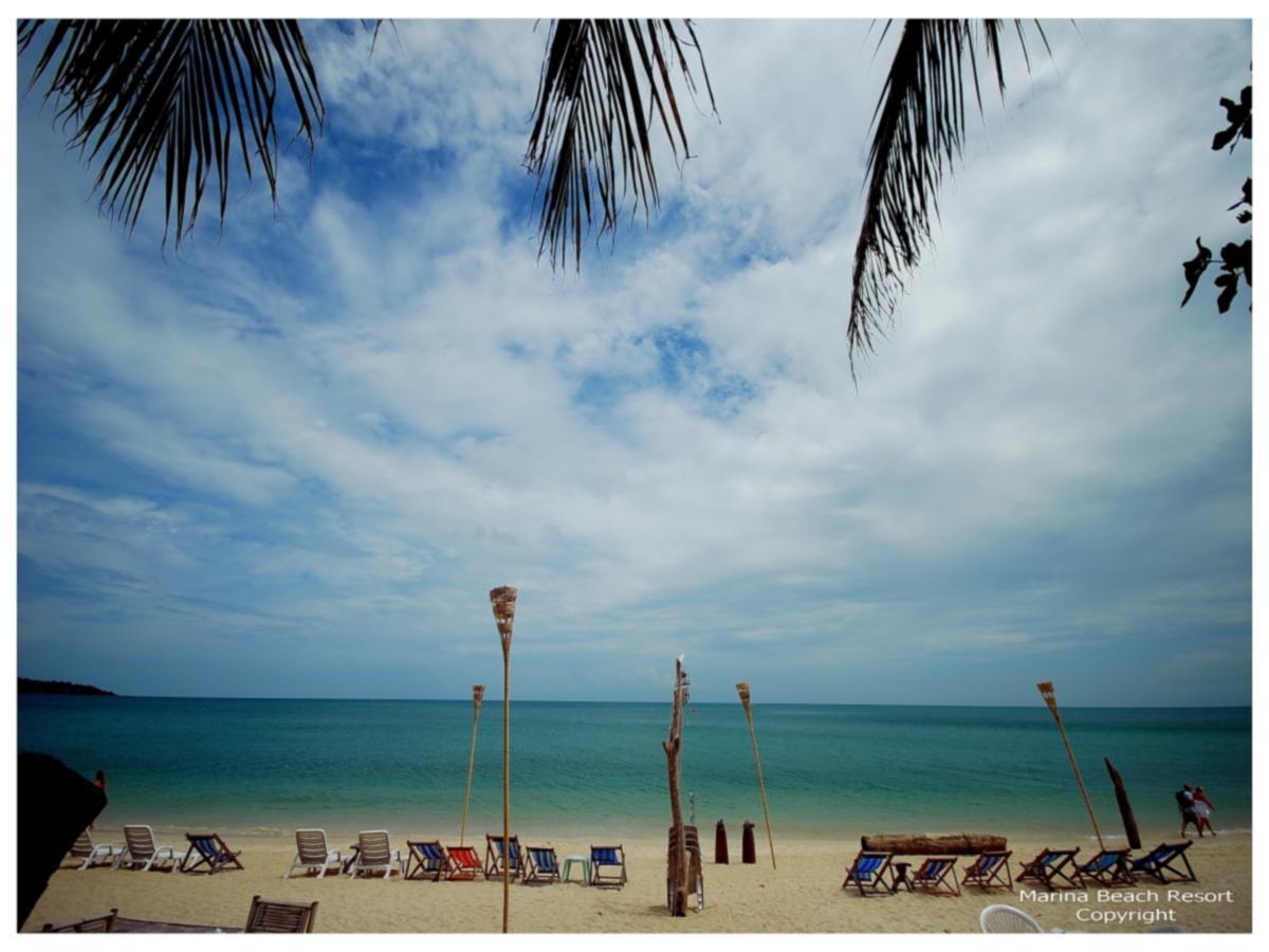 Marina Beach Resort มาริน่า บีช รีสอร์ท