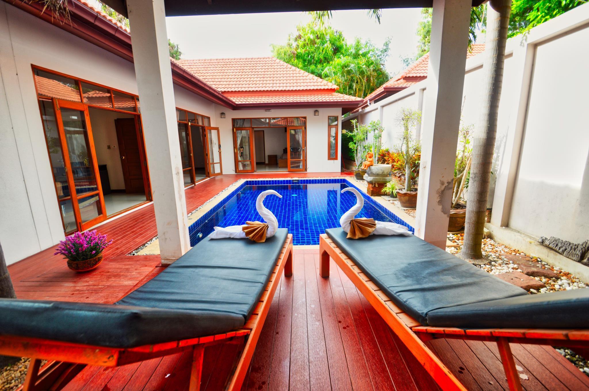 The Haven Pool Villa