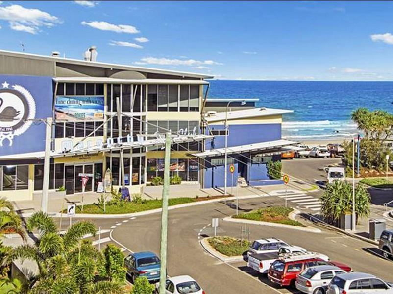 Coral Sea Apartments