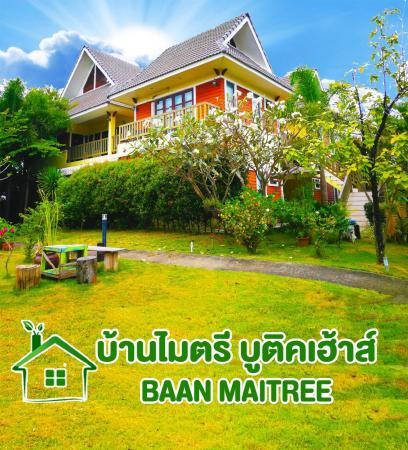 Baan Maitee Boutique House Tak