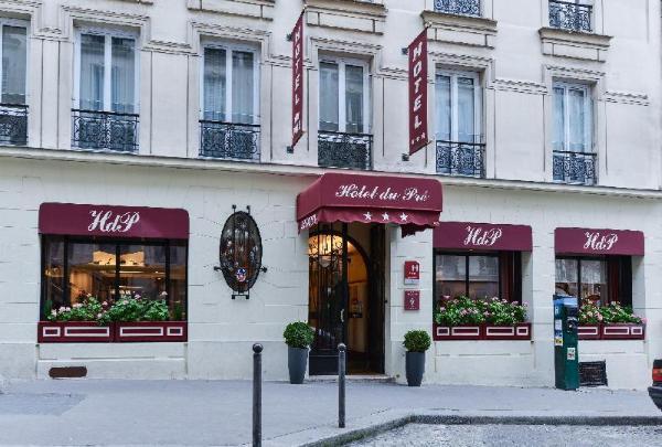 Hotel Du Pre Paris