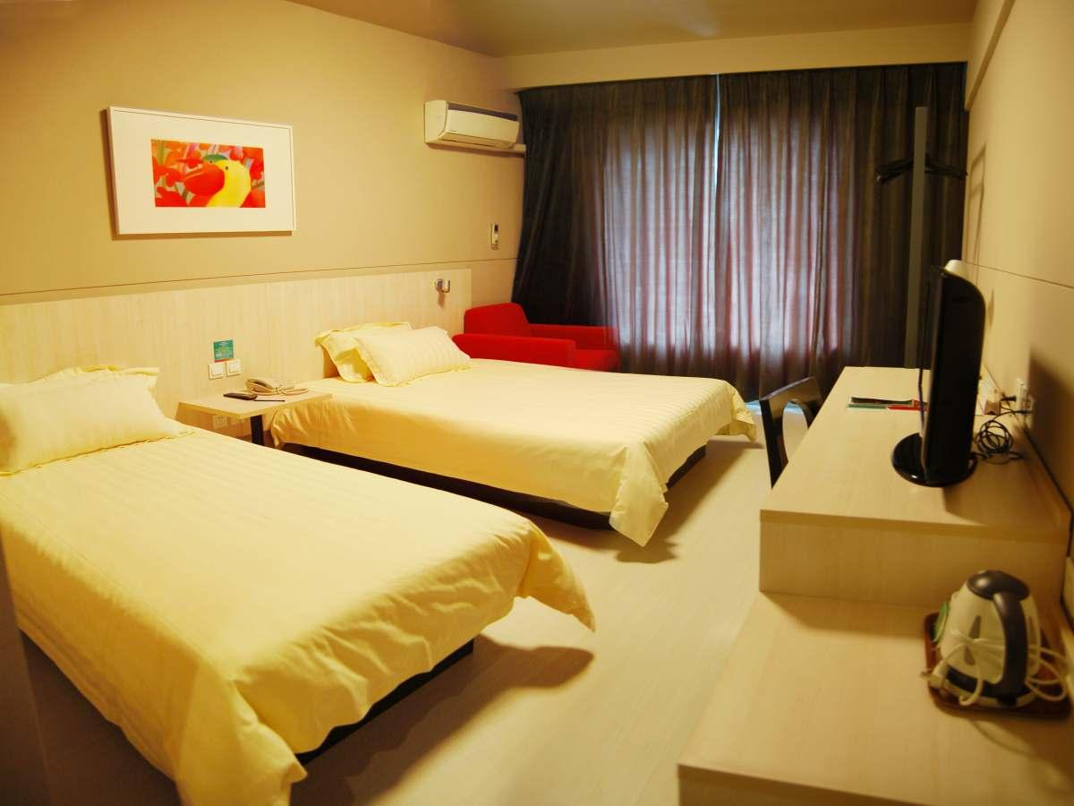 Jinjiang Inn Nanjing Coach Station Reviews